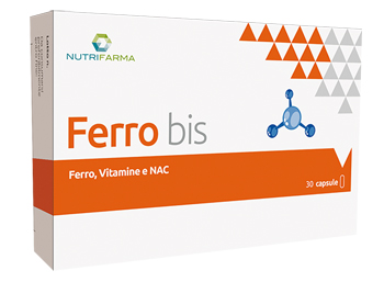 FERROBIS 30 CAPSULE - Farmabros.it