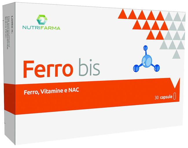 FERROBIS 30 CAPSULE - Farmapage.it