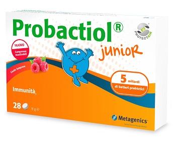 PROBACTIOL JUNIOR CHEWABLE ITA 28 COMPRESSE MASTICABILI - Farmacia 33