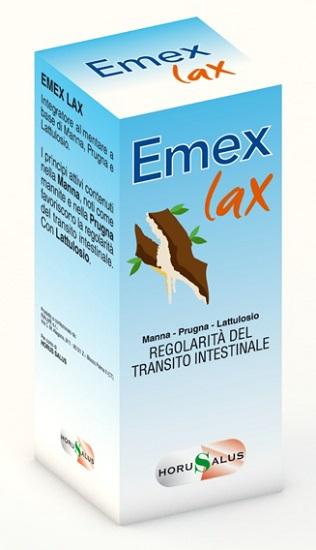 EMEX LAX 150 ML AIUTO ALLA REGOLARITA DEL TRANSITO INTESTINALE - Farmafamily.it