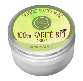 Gesti 100% Katritè Bio Labbra Menta Arvensis 100ml - Arcafarma.it