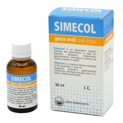 SIMECOL GOCCE 30ML - Farmaseller