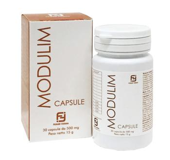 MODULIM 30 CAPSULE - Farmaseller