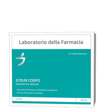 LDF SCRUB CORPO 200 ML - Farmastar.it