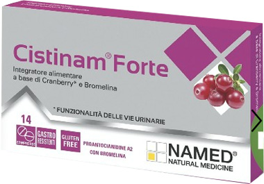 NAMED CISTINAM FORTE 14 COMPRESSE - FARMAPRIME