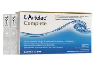 ARTELAC COMPLETE 10 UNITA' MONODOSE - Farmacia 33