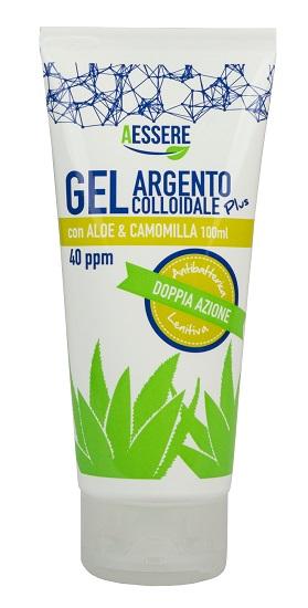 ARGENTO COLLOIDALE PLUS GEL 100 ML - Iltuobenessereonline.it