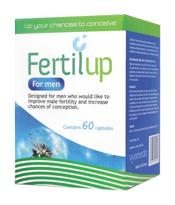 FERTILUP UOMO 60 CAPSULE - Farmacia Massaro