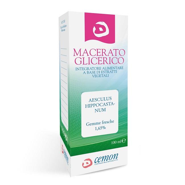 AESCULUS HIPPOCASTANUM GEMME MACERATO GLICERICO 100 ML - Farmaseller