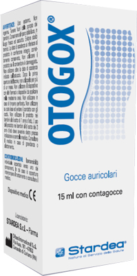 OTOGOX GOCCE AURICOLARI 15 ML - Farmafamily.it