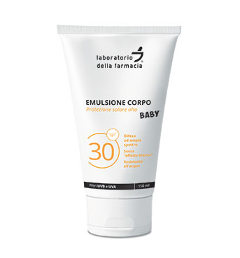 LABORATORIO DELLA FARMACIA SOLARE BB EMULSIONE SPF30 150 ML - Farmabros.it