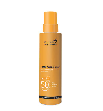 LABORATORIO DELLA FARMACIA SOLARE BB SPRAY SPF50+ 200 ML - Farmabros.it