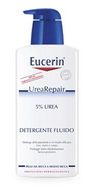 EUCERIN 5% UREA R DETERGENTE 400 ML - Farmaseller