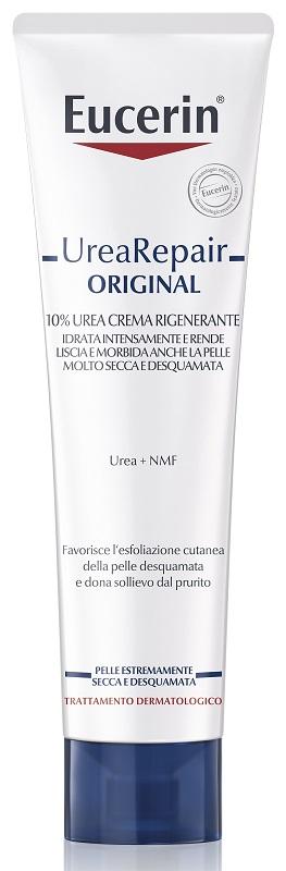 Eucerin UreaRepair 10% Urea Crema Rigenerante Corpo Tubo 100 ml