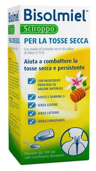 BISOLMIEL SCIROPPO TOSSE SECCA - La farmacia digitale