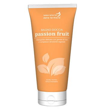 LABORATORIO DELLA FARMACIA BAGNO DOCCIA PASSION FRUIT 200 ML - Farmaciasconti.it