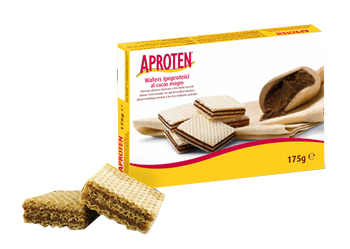 APROTEN WAFER CACAO 175 G - Farmaunclick.it