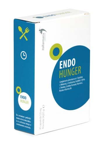 ENDO HUNGER 45 CAPSULE - Farmaseller