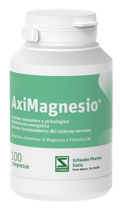 AXIMAGNESIO 100 COMPRESSE - Farmafirst.it