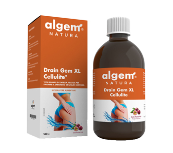 DRAINGEM XL CELLULITE 500 ML - La farmacia digitale