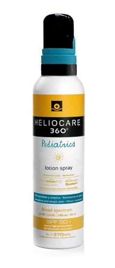HELIOCARE 360 PEDIATRICS LOTION SPRAY SPF 50+ 200 ML - Farmabenni.it