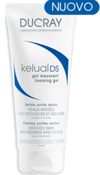 KELUAL DS GEL DETERGENTE VISO CORPO 200 ML DUCRAY - Farmajoy