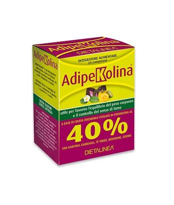 DIETALINEA ADIPEKOLINA 24 COMPRESSE - Farmacia Giotti