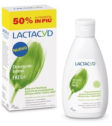 LACTACYD FRESH 300 ML - Farmaconvenienza.it