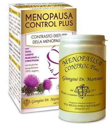 MENOPAUSA CONTROL PLUS 400 PASTIGLIE - FARMAEMPORIO