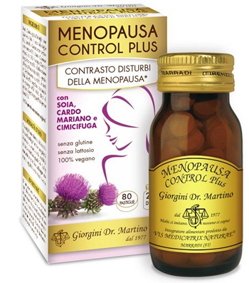 MENOPAUSA CONTROL PLUS 80 PASTIGLIE - Farmastar.it
