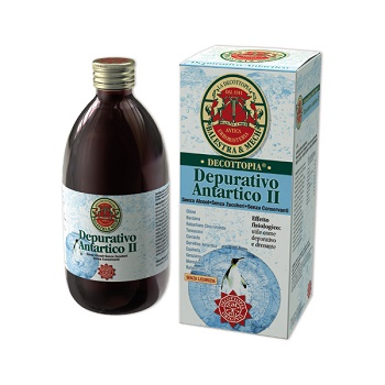 DEPURATIVO II 500 ML - Farmafamily.it