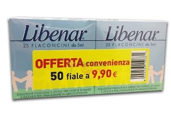 Libenar Iso 25 Fiale + 25 Fiale Bipacco - Sempredisponibile.it
