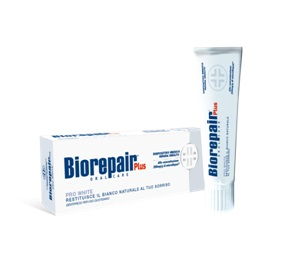 BIOREPAIR PLUS PRO WHITE 75 ML - Farmapage.it