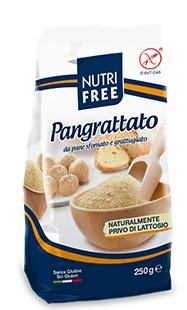 NUTRIFREE PANGRATTATO 250 G - FARMAPRIME