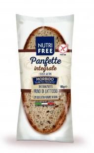 Nutri Free Panfette Pane Integrale A Fette Senza Glutine 85 g
