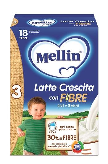 MELLIN GUM FIBRE 600 G -