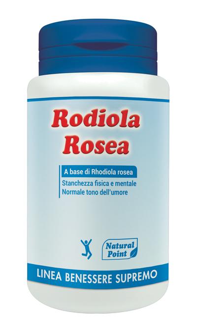 RODIOLA ROSEA 50 CAPSULE VEGETALI - Speedyfarma.it