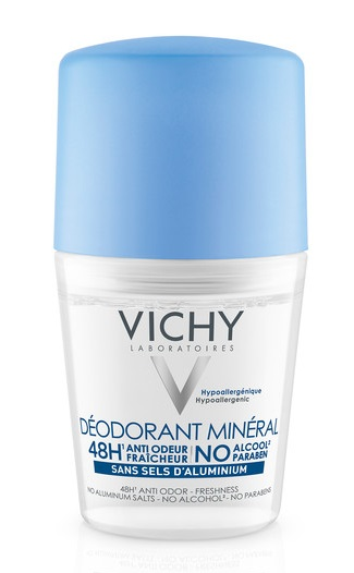 DEODORANTE MINERAL ROLL-ON 50 ML - FARMAEMPORIO