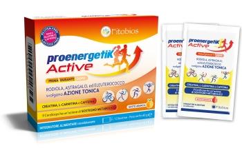 PROENERGETIK ACTIVE 12 BUSTINE 60 G - Farmacia Giotti