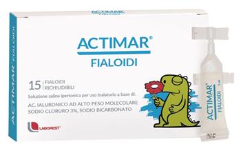 ACTIMAR FIALOIDI 15 FIALOIDI DA 5 ML - farmaciadeglispeziali.it