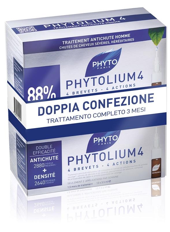 PHYTOLIUM FIALE DUO 24 FIALE X 3,5 ML - Antica Farmacia Del Lago