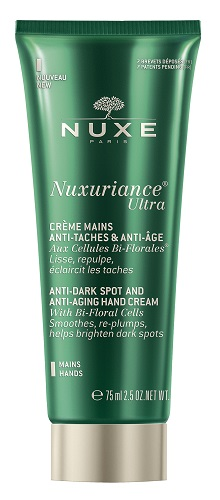 NUXE NUXURIANCE ULTRA CREME MAINS ANTITACHES E ANTIAGE -
