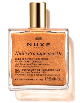 NUXE HUILE PRODIGIEUSE OR 2017 NF 50 ML -