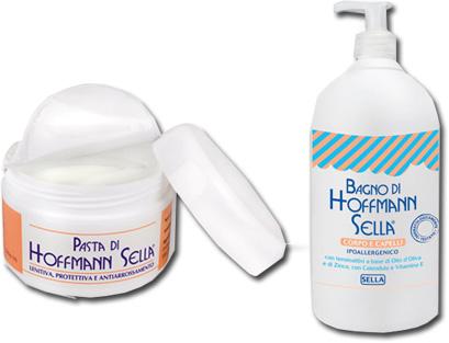 HOFFMANN BIPACK PASTA 200 ML + BAGNO 100 ML - Farmajoy