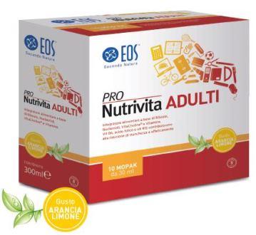 EOS PRO NUTRIVITA AD 10MOPACK DA 30 ML - La farmacia digitale
