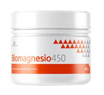 BIOMAGNESIO 450 300 G - Farmapage.it