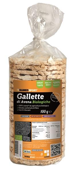 GALLETTE AVENA BIO 100 G - La farmacia digitale