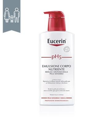 EUCERIN PH5 EM CRP NUTRI 400ML - La farmacia digitale