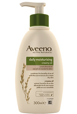 AVEENO COLLARINO CREAMY OIL - Carafarmacia.it