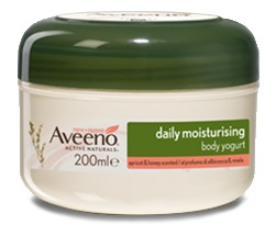 AVEENO CREMA CORPO YOGURT VANIGLIA & AVENA 200 ML - Carafarmacia.it